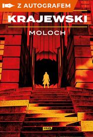 okładka Moloch, Książka | Marek Krajewski