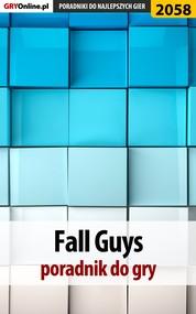 okładka Fall Guys - poradnik do gry, Ebook | Jacek Hałas