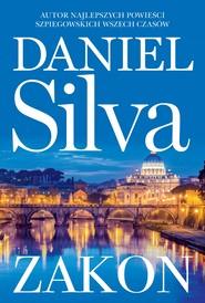 okładka Zakon, Ebook | Daniel Silva