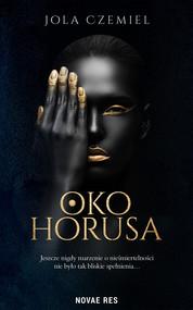 okładka Oko Horusa, Ebook | Jola Czemiel