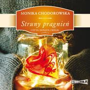okładka Struny pragnień, Audiobook | Monika Chodorowska