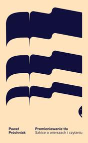 okładka Promieniowanie tła, Ebook | Próchniak Paweł