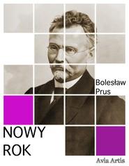 okładka Nowy Rok, Ebook | Bolesław Prus