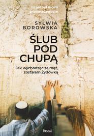 okładka Ślub pod chupą., Ebook | Borowska Sylwia
