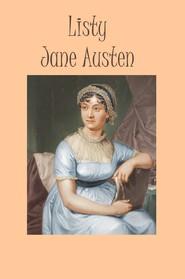 okładka Listy Jane Austen, Ebook | Jane Austen