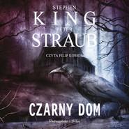 okładka Czarny dom, Audiobook | Peter Straub, Stephen King