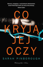 okładka Co kryją jej oczy, Ebook | Sarah Pinborough