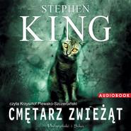 okładka Cmętarz zwieżąt, Audiobook | Stephen King