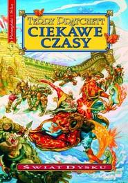 okładka Ciekawe czasy, Ebook | Terry Pratchett