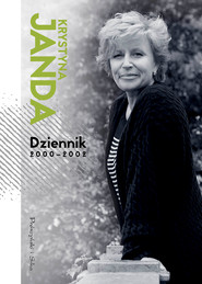 okładka Dziennik 2000-2002, Ebook | Krystyna Janda