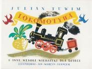 okładka Lokomotywa i inne wesołe wierszyki dla dzieci, Książka   Julian Tuwim