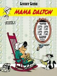 okładka Lucky Luke Mama Dalton Tom 38, Książka | René Goscinny, Morris .