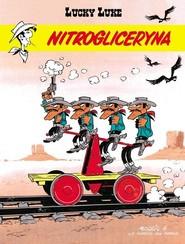 okładka Lucky Luke Nitrogliceryna, Książka | Banda Lo Hartog Banda Van