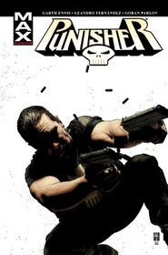okładka Punisher Max Tom 3, Książka | Garth Ennis, Leandro Fernández, Goran Parlov