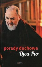 okładka Porady duchowe Ojca Pio, Książka | Świątkiewicz Joanna