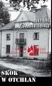 okładka Skok w otchłań, Książka   Nasielski Adam
