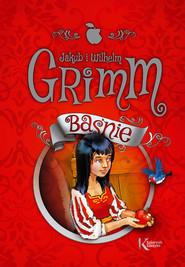 okładka Baśnie Grimm kolorowa klasyka, Książka | Jakub i Wilhelm Grimm