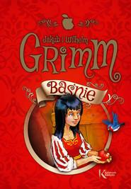 okładka Baśnie Grimm kolorowa klasyka, Książka | Jakub Grimm, Wilhelm Grimm
