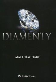 okładka Diamenty, Książka | Hart Matthew
