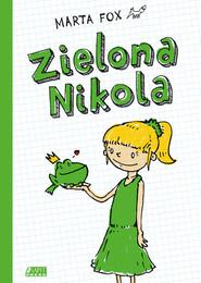 okładka Zielona Nikola, Książka | Marta Fox