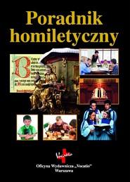 okładka Poradnik Homiletyczny, Książka | Jr Richard A. Stelle, Evelin Stoner, Ruth Peters, John Todd, Ted Kyle
