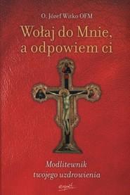 okładka Wołaj do Mnie a odpowiem ci Modlitewnik twojego uzdrowienia, Książka | Józef  Witko