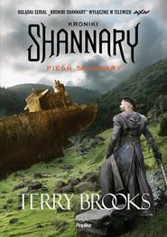 okładka Kroniki Shannary 3 Pieśń Shannary, Książka   Terry Brooks
