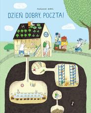 okładka Dzień dobry, poczta!, Książka | Dubuc Marianne