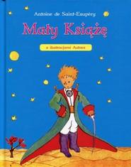 okładka Mały Książę z ilustracjami Autora, Książka | de Antoine Saint-Exupery