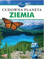 okładka Cudowna planeta Ziemia, Książka   Thea Feldman