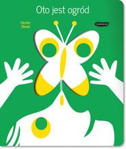 okładka Oto jest ogród, Książka | Dexet Hector