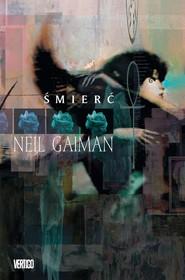 okładka Śmierć, Książka | Neil Gaiman