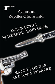 okładka Dziewczyna w męskiej koszulce, Książka | Zygmunt Zeydler-Zborowski