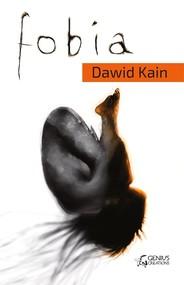 okładka Fobia, Książka | Dawid Kain
