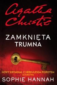 okładka Zamknięta trumna, Książka | Sophie Hannah