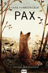 okładka Pax, Książka | Pennypacker Sara