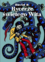 okładka Rycerze świętego Wita, Książka | David B.