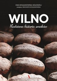 okładka Wilno, Książka | Wolkanowska-Kołodziej Ewa