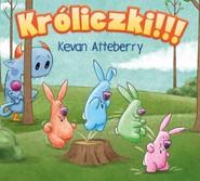 okładka Króliczki, Książka | Atteberry Kevan