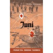 okładka Juni, Książka | Piotr Bojarski