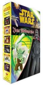 okładka Star Wars Złota biblioteczka, Książka | Courtney Carbone, Christopher Nicholas, Geof Smith