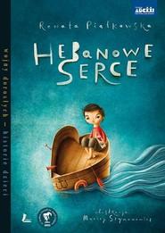 okładka Hebanowe serce, Książka | Renata  Piątkowska