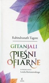 okładka Gintanjali Pieśni ofiarne, Książka | Rabindranath Tagore