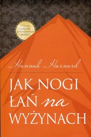 okładka Jak nogi łań na wyżynach, Książka | Hurnard Hannah