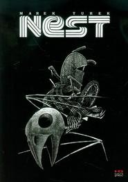 okładka Nest, Książka | Turek Marek