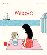okładka Miłość, Książka | Astrid Desbordes