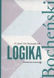 okładka Logika, Książka | Józef I.M. Bocheński