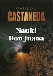 okładka Nauki Don Juana, Książka | Castaneda Carlos