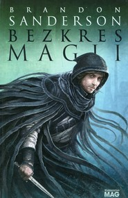 okładka Bezkres magii, Książka | Brandon Sanderson