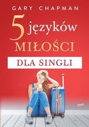 okładka 5 języków miłości dla singli, Książka | Gary Chapman